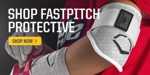 EvoShield EvoCharge Fastpitch Protective Gear