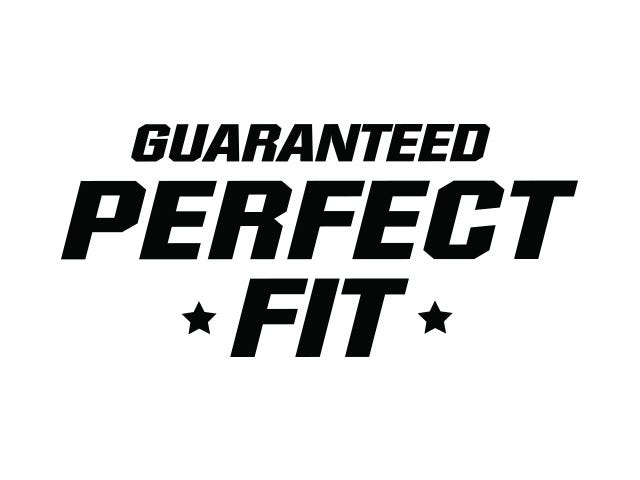 Custom Fit Guarantee