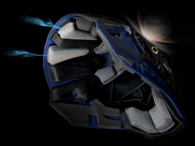 EvoShield PRO-SRZ Catcher's Helmet with Impact protection