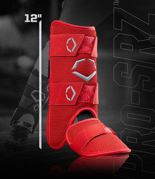 "Pro-SRZ™ Leg Guard 12"""