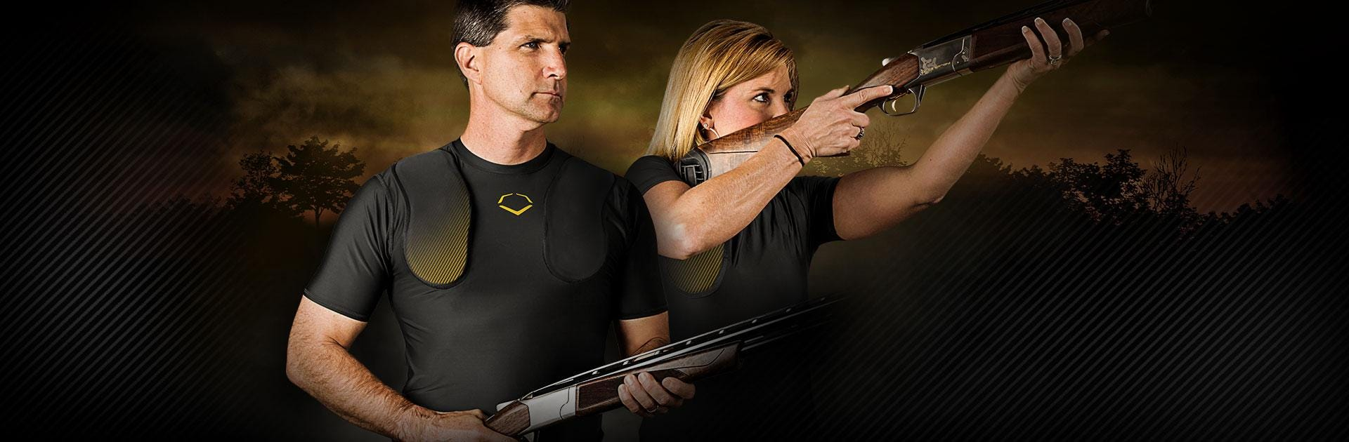 Evoshield Shooting Shirt