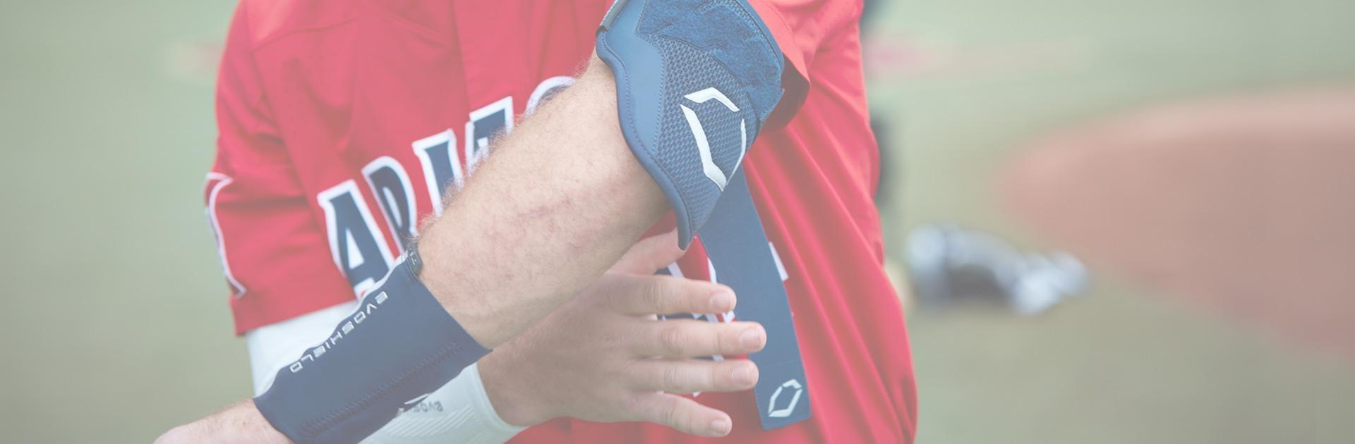 New Evoshield Pro-SRZ Youth Baseball Batter/'s Elbow Guard