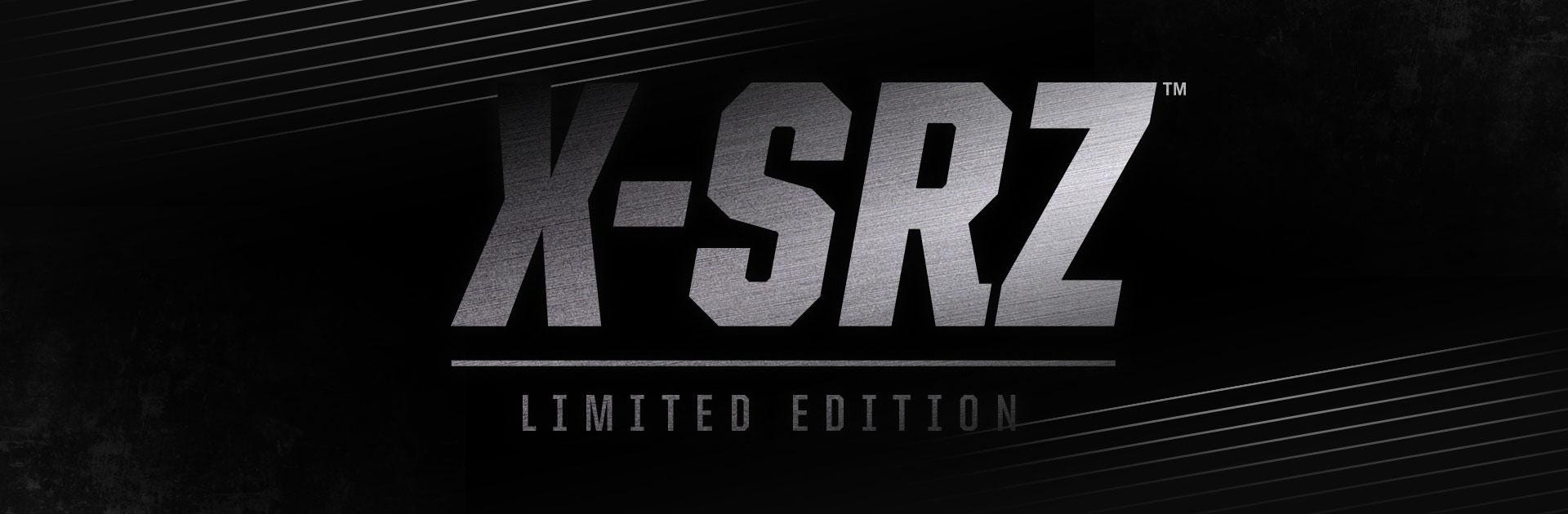 X-SRZ Limited Edition Protective Gear