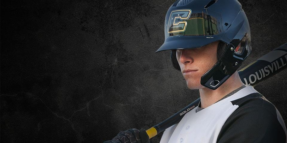 BATTING HELMETS <br>& Face SHIELDS
